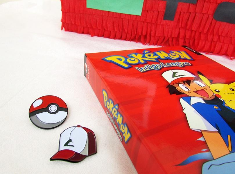 Pokemon Pokedex enamel pin DVD thesmalladventurer