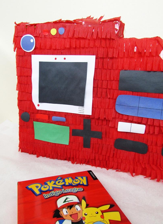 thesmalladventurer diy project pinata pokemon pokedex