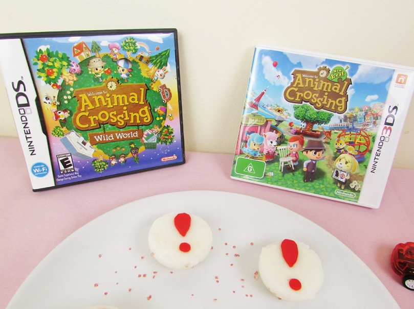 Animal Crossing Wild World New Leaf Pitfall Seed Coconut Jelly thesmalladventurer