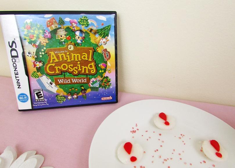 Animal Crossing Wild World Pitfall Seed Coconut Jelly thesmalladventurer