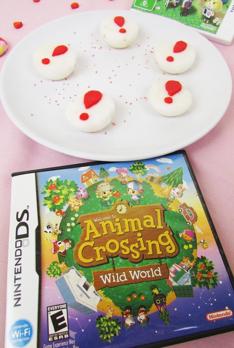Wild World Animal Crossing Pitfall Seed Coconut Jelly thesmalladventurer