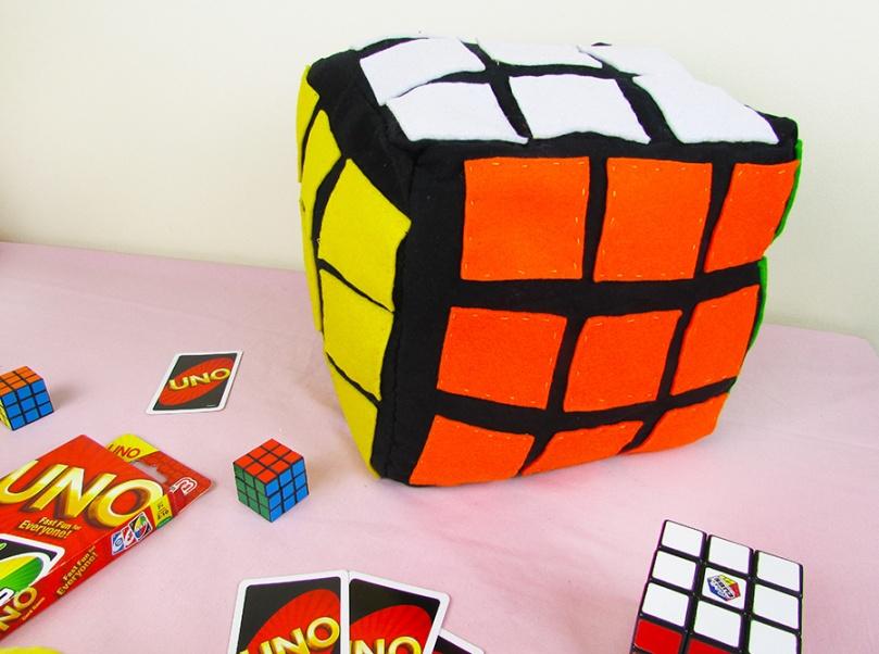 DIY project Rubik's Cube thesmalladventurer