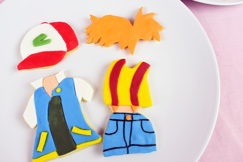 the small adventurer cookies pokemon