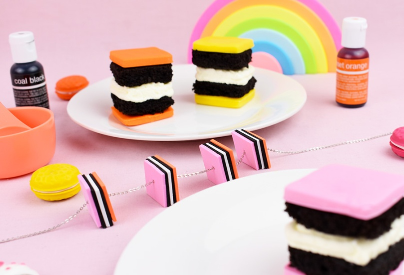 thesmalladventurer licorice allsorts petit fours